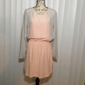 New!! Chaiken cardigan silk dress.